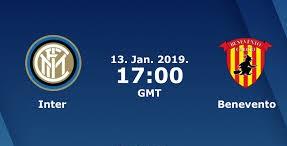 اون لاين مشاهدة مباراة انتر ميلان وبينفينتو بث مباشر بتاريخ 13-1-2019 كاس ايطاليا اليوم بدون تقطيع