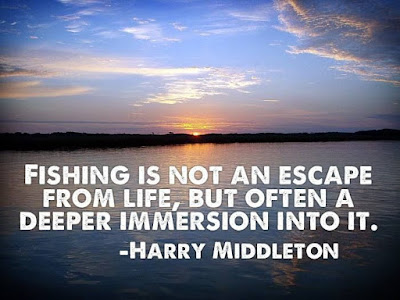 Inspirational Fishing Quotes
