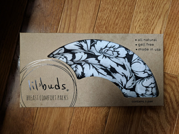 Nursing Mamas: Use Lil' Buds for Some Comfort and Relief
