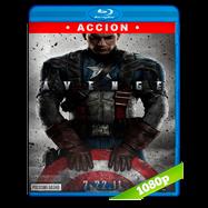 Capitán América: El primer vengador (2011) HD BDREMUX 1080p Latino