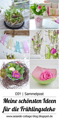 DIY Ostern und Frühling Pinterest Pin