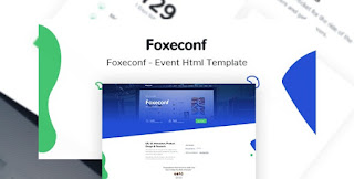 Foxeconf v1.0 - Event HTML Template