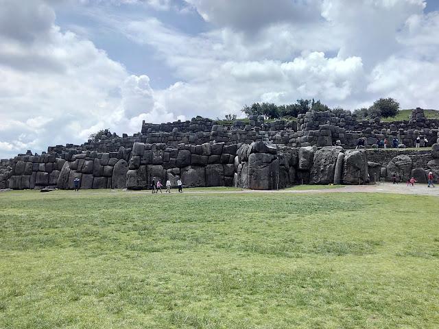 Sacsayhuamán, Cuzco