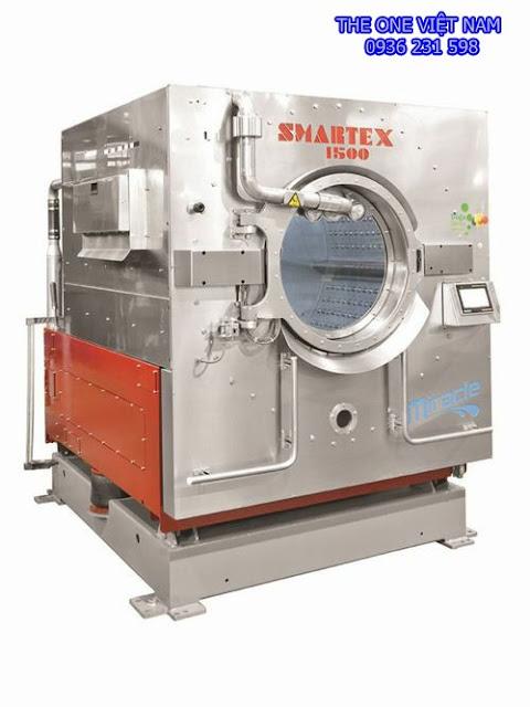 Máy giặt công nghiệp cho bệnh viện ở Hà Tĩnh
