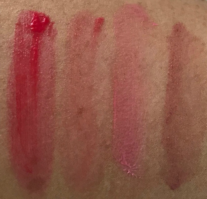 Clarins Lip Milky Mousse Review and Swatches