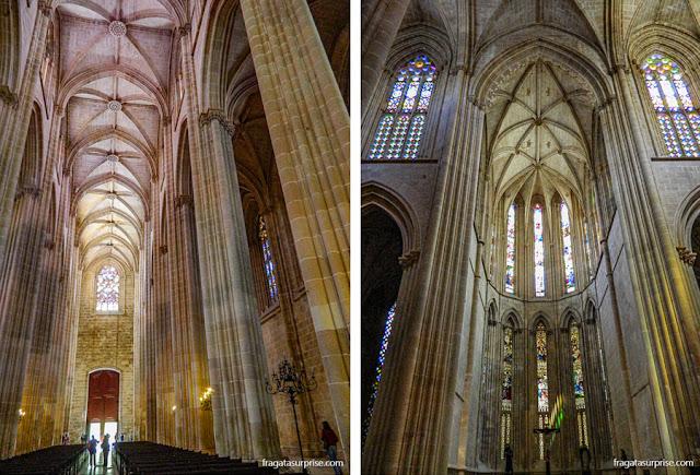 Igreja do Mosteiro da Batalha, Portugal