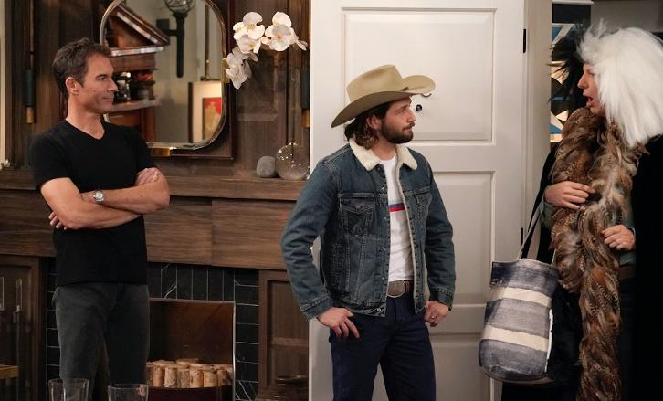 Will & Grace - Episode 9.04 - Grandpa Jack - Promo, 4 Sneak Peeks, Promotional Photos & Press Release