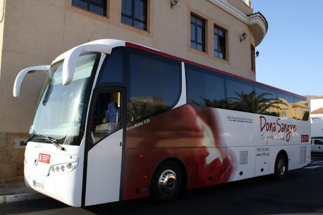 Unidad%2Bmovil%2Bpara%2Bdonacion%2Bde%2Bsangre - Fuerteventura.- Antigua tiene una cita solidaria para donar sangre