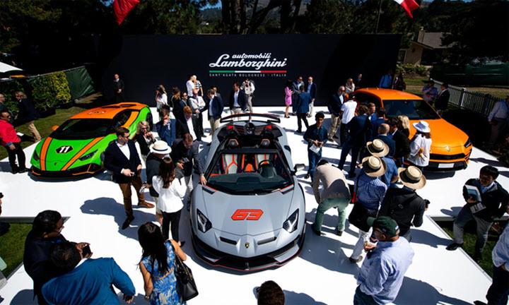 Lamborghini từ bỏ mọi triển lãm ôtô