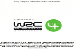 WRC 4 FIA World Rally Championship PS2/PCSX2/Damon ISO [2.06 GB]