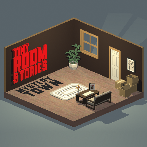 Tiny Room Stories Town Mystery - VER. 1.09.31 All Unlocked MOD APK