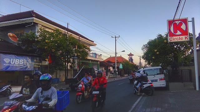 Transporte en Lombok
