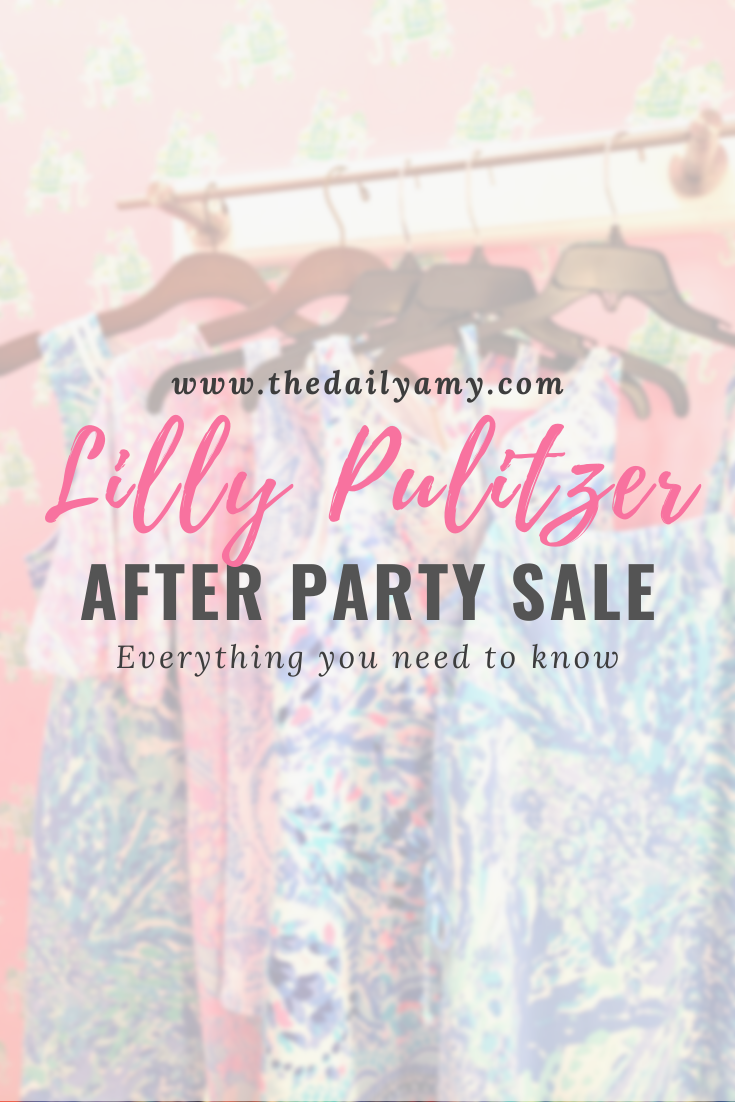 Everything you need to know about the Lilly Pulitzer after party sale