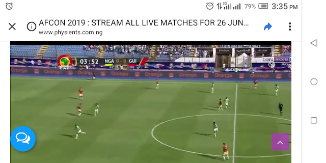 AFCON 2019 : STREAM ALL LIVE MATCHES FOR 26 JUNE 2019