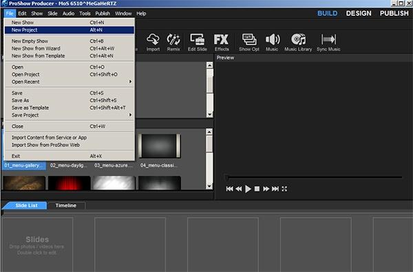 Tải Proshow Producer 9.0.3797 - Phần mềm Proshow làm video từ ảnh 2