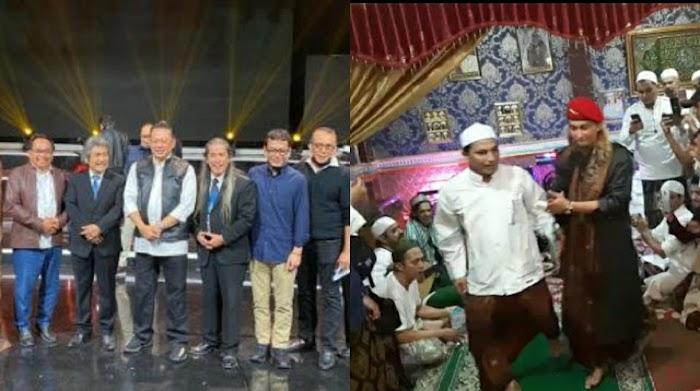 Sama-sama Langgar PSBB, tapi Perlakuan terhadap Ketua MPR dan Habib Bahar Diskriminatif