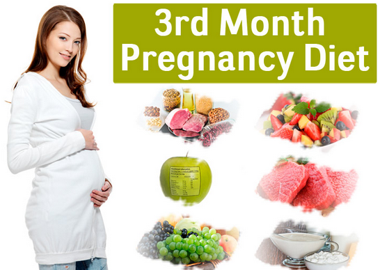 Healthy food pregnant in Special Nutrient to Keep Women and Baby Health