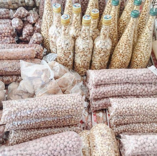 Arachide, cuisine, pâtisserie, Guerté, thiaf, grillé, sel, sec, plat, LEUKSENEGAL, Sénégal, Dakar, Afrique