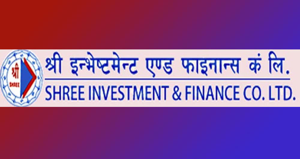 Shree Investment Finance