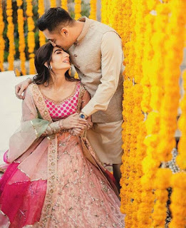 Mariam Ansari and Owais Khan's wedding