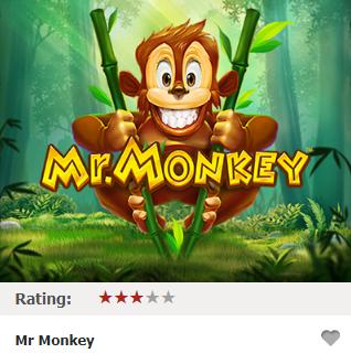 Khám phá khu rừng sâu trong game Mr Monkey