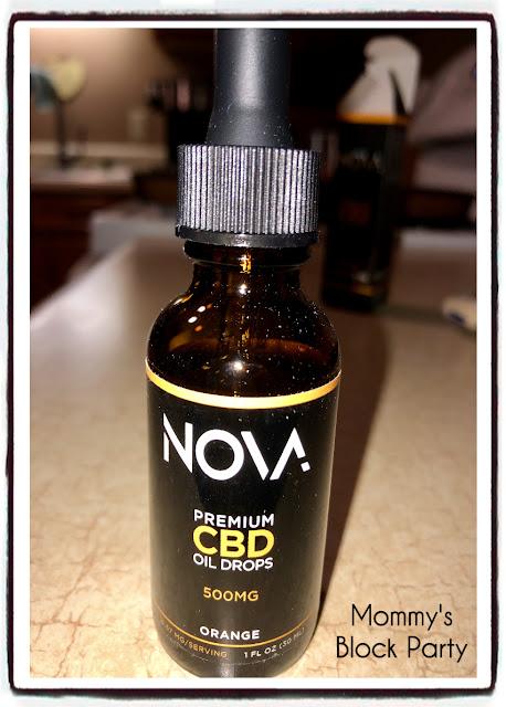 Get Your Sleep On With NOVA CBD Oil! #MBPSummer19