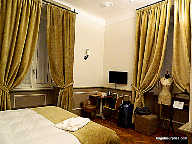 Apartamento do bed&breakfast Cote Rome Colosseo, em Roma