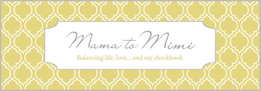 Mama to Mimi Free Cute Blogger Templates - free cute blogger templates