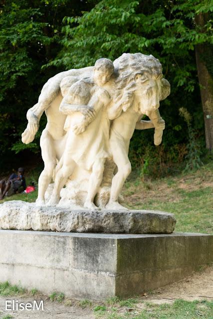 la Mort du Lion (Edmond Desca, 1921)