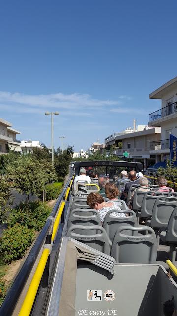Hop-On/Hop-Off Tour in Heraklion ~ Crete ~ Greece by ©Emmy DE