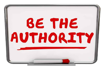 Be an authority in your niche