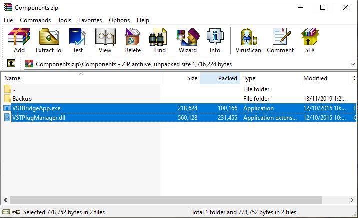 Setup vst Plugin 32 bit cho Cubase 10