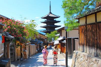 Wisata Tradisional Jepang Di Higashiyama