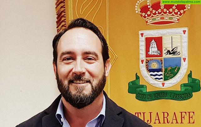 Marcos Lorenzo representará los interés de los municipios palmeros en la FECAM