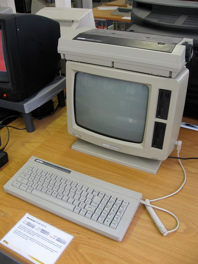 Amstrad PCW 8512