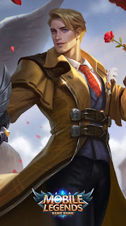 Alucard Empire Agent Heroes Fighter Assassin of Skins