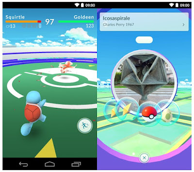 Pokémon GO V0.43.4 MOD Apk [FakeGPS + Fly Gps Work October 2016]