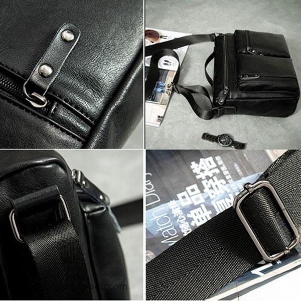 Túi đeo chéo nam cá tính DF258