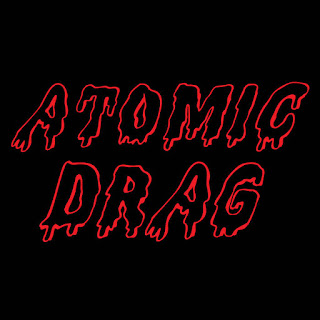 Horror surf debut EP from ATOMIC DOG
