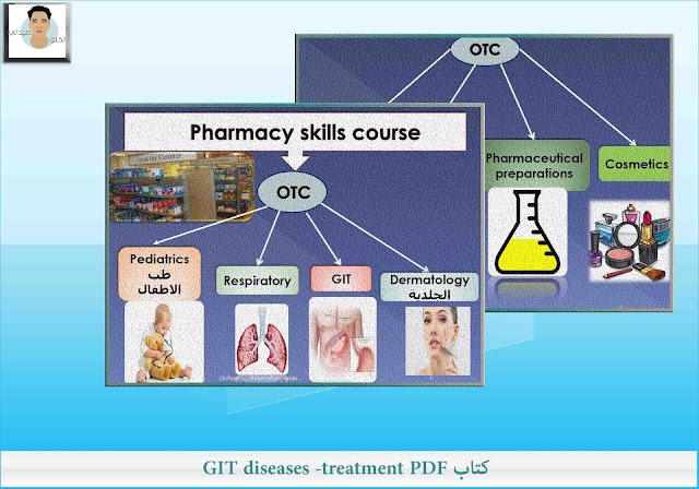 كتاب GIT diseases -treatment PDF