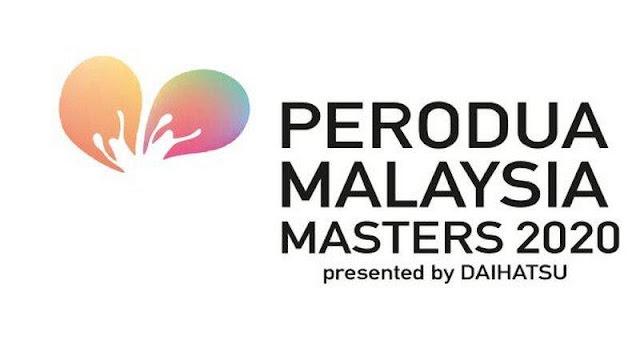 Perodua Malaysia Master 2020 akan segera di mulai tepatnya tanggal 7-12 Januari 2020