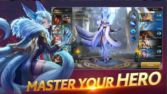 MOBA Games for Android Arena of Valor APK