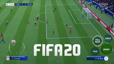 لعبة عشاق الساحرة المستديرة FIFA Mobile Soccer كاملة مصحوبة بملف الداتا للأندرويد