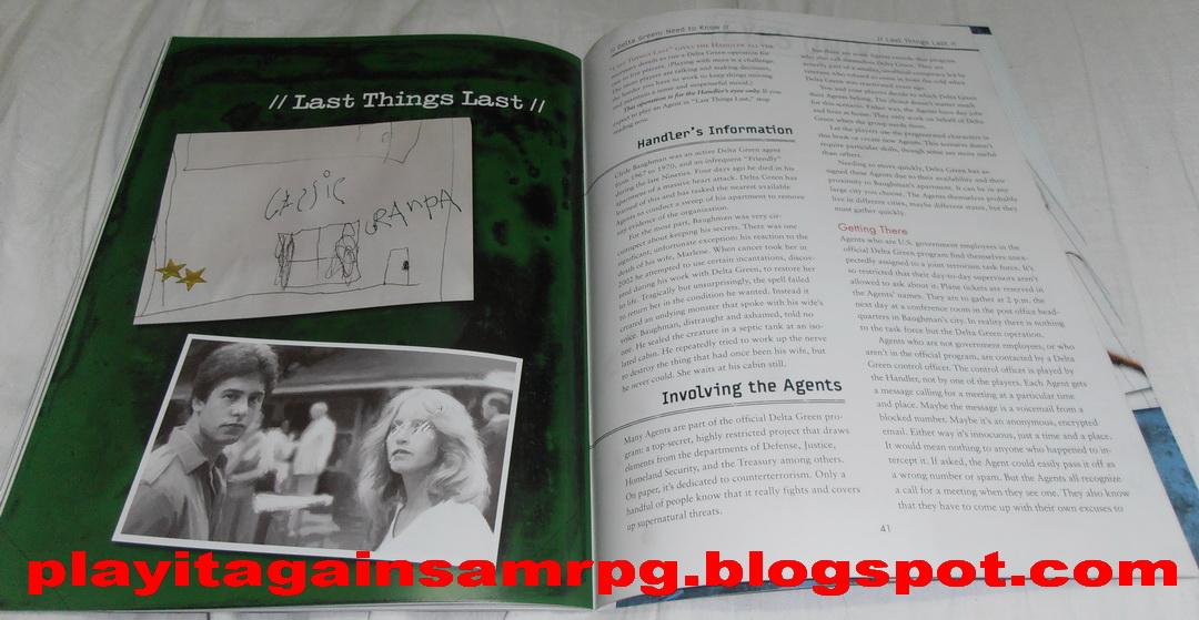 delta green agents handbook