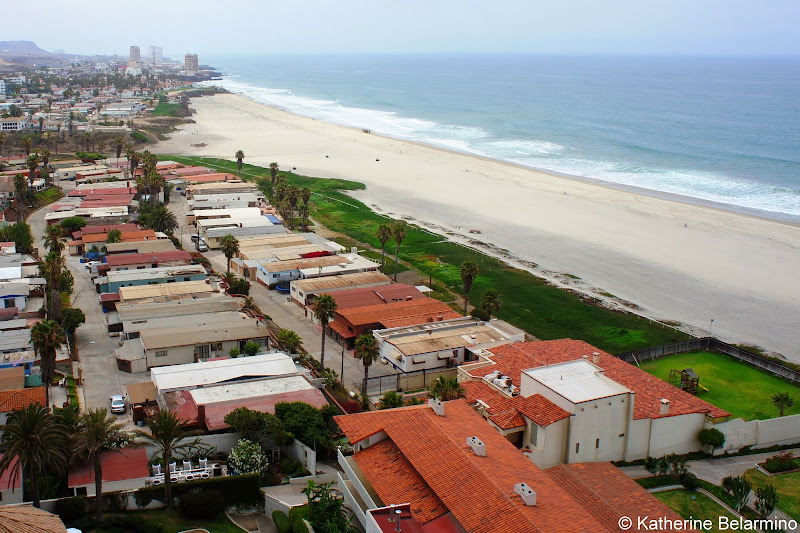 Rosarito Beach Hotel Ocean View Room Baja California Mexico