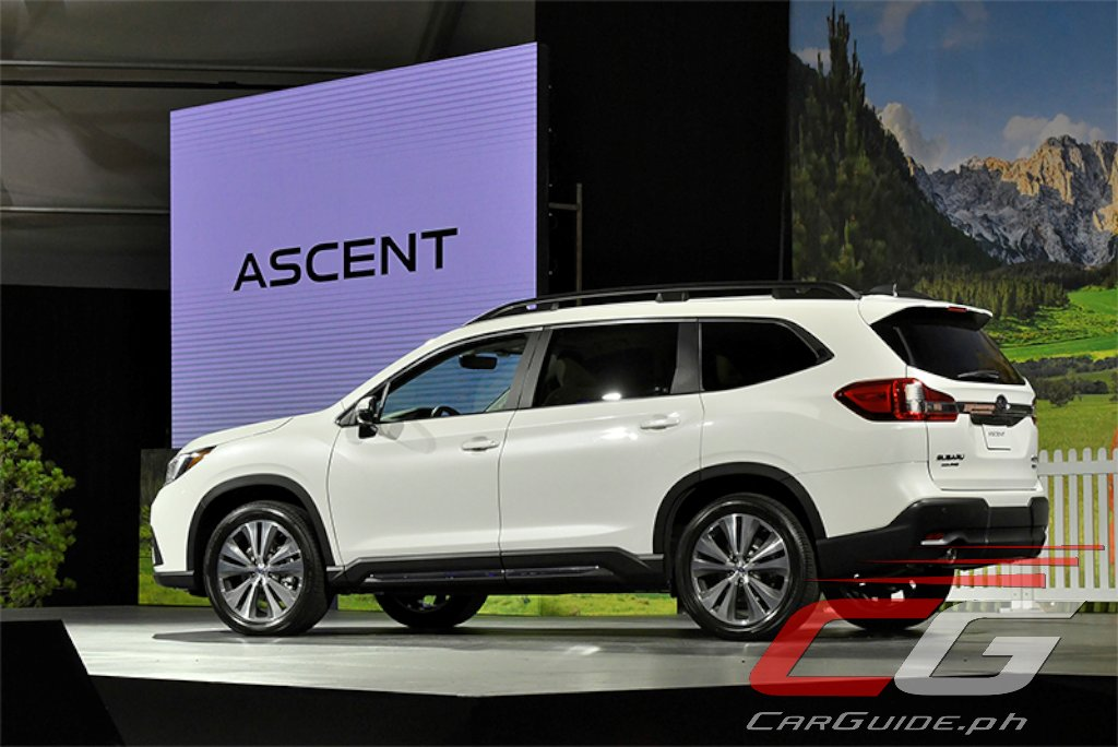 2019 Subaru Ascent Targets the Mainstream (w/ 37 Photos ...