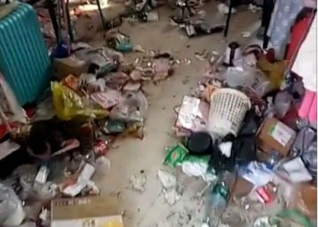 Video Of Dirtiest Ever Female Dorm Room Shocks Chinese Netizens