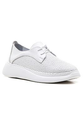 bağcıklı bayan sneaker