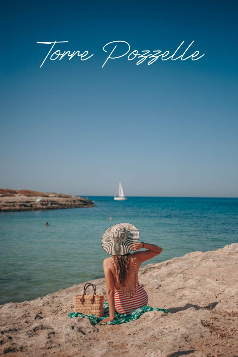 Puglia travel guide: Torre Pozzelle
