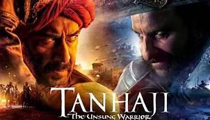 "Movie Review : Gadh Aala Pan Sinh Ghela ""TANHAJI""."